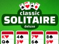 Jeux Classic Solitaire Deluxe