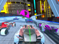 Jeux Cyber Cars Punk Racing