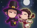 Darkmaster and Lightmaiden