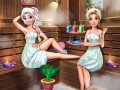 Jeux Ice Queen Sauna Realife