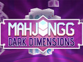 Jeux Mahjong Dark Dimensions