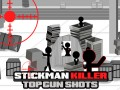 Jeux Stickman Killer Top Gun Shots