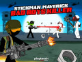 Jeux Stickman Maverick: Bad Boys Killer
