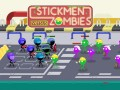 Jeux Stickmen vs Zombies