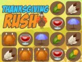 Jeux Thanksgiving Rush