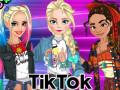 Jeux Tik Tok Princess