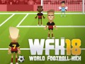 Jeux World Football Kick 2018