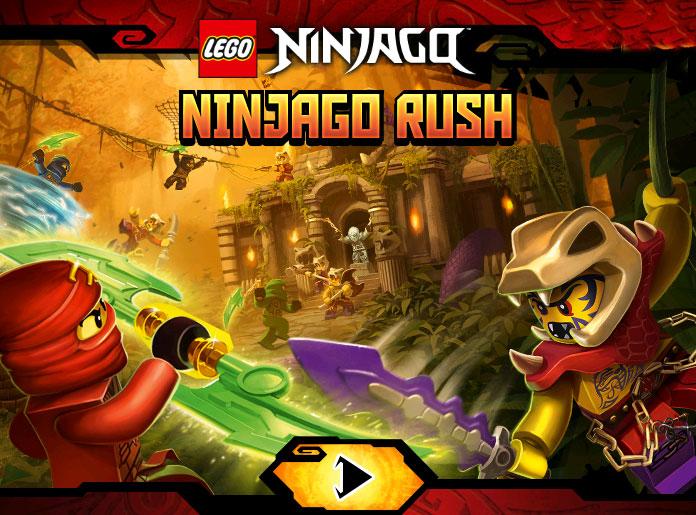 lego ninjago rush jeux gratuits jeux en ligne jeux online 321freegamescom - Jeux De Lego Ninjago Gratuit